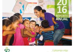 Reporte anual 2016
