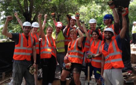 ABN AMRO Volunteer Trip 6/16