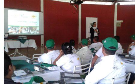Programa LIFT con Fundación Semillas para el Progreso